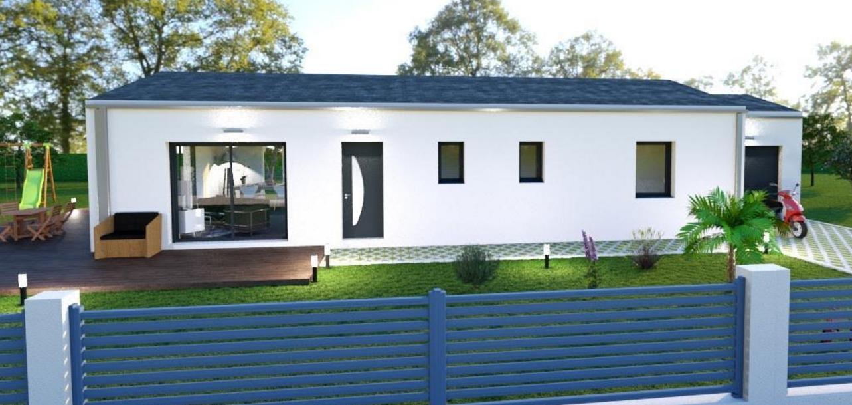 la tremblade maisons chantal b. Black Bedroom Furniture Sets. Home Design Ideas