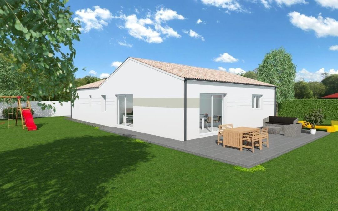 Aiffres les maisons chantal b for Maisons chantal b