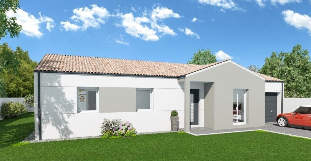 Coulon les maisons chantal b for Maisons chantal b