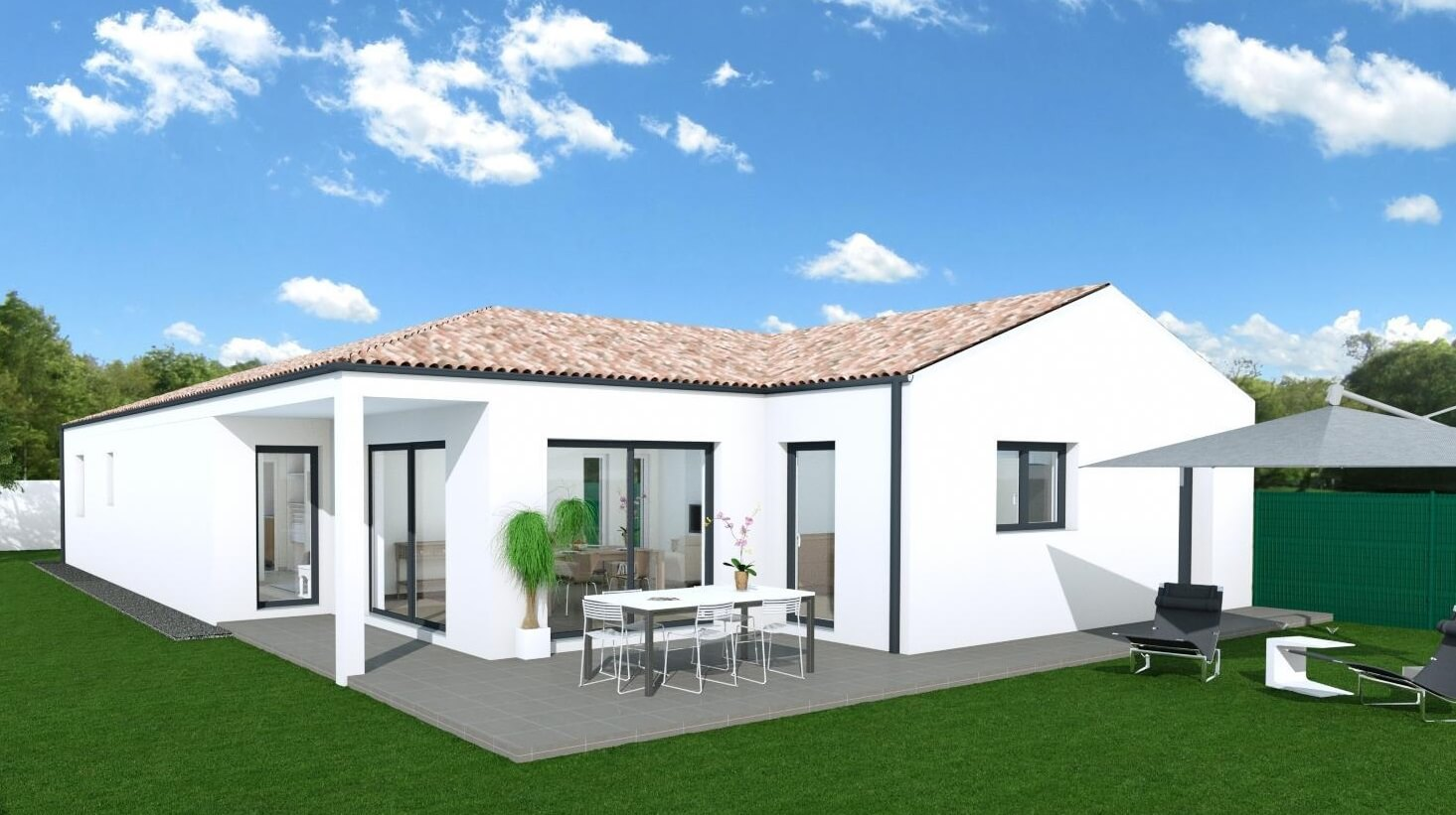 Niort les maisons chantal b for Maisons chantal b