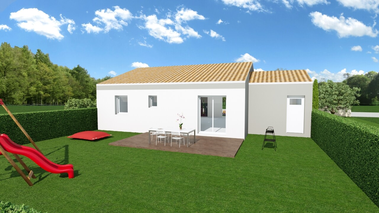 Saint augustin les maisons chantal b for Maisons chantal b