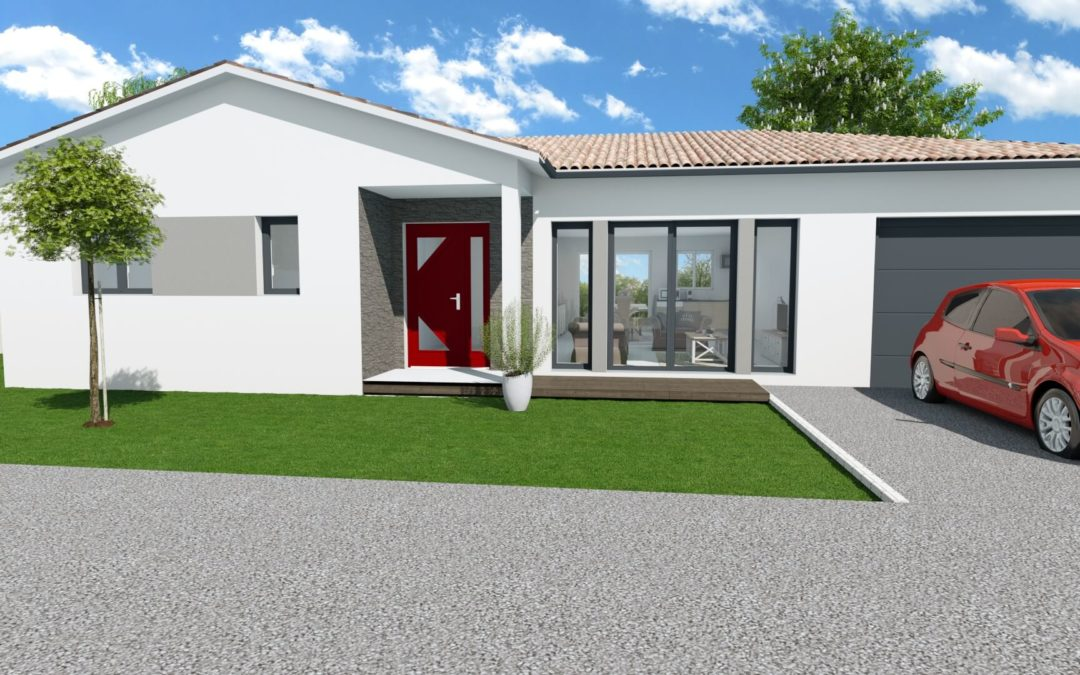La tremblade les maisons chantal b for Maisons chantal b