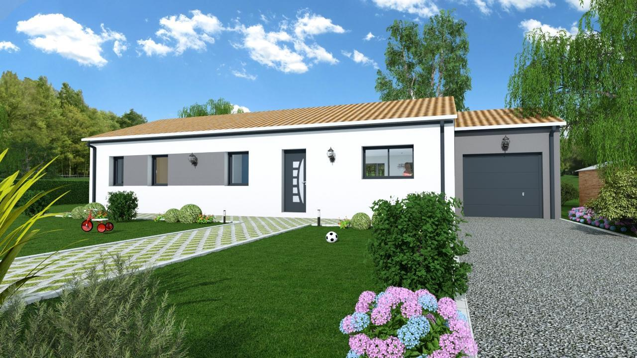 Proissans les maisons chantal b for Maisons chantal b