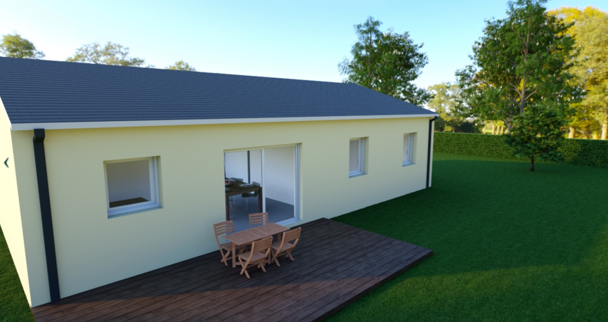Feytiat les maisons chantal b for Maisons chantal b
