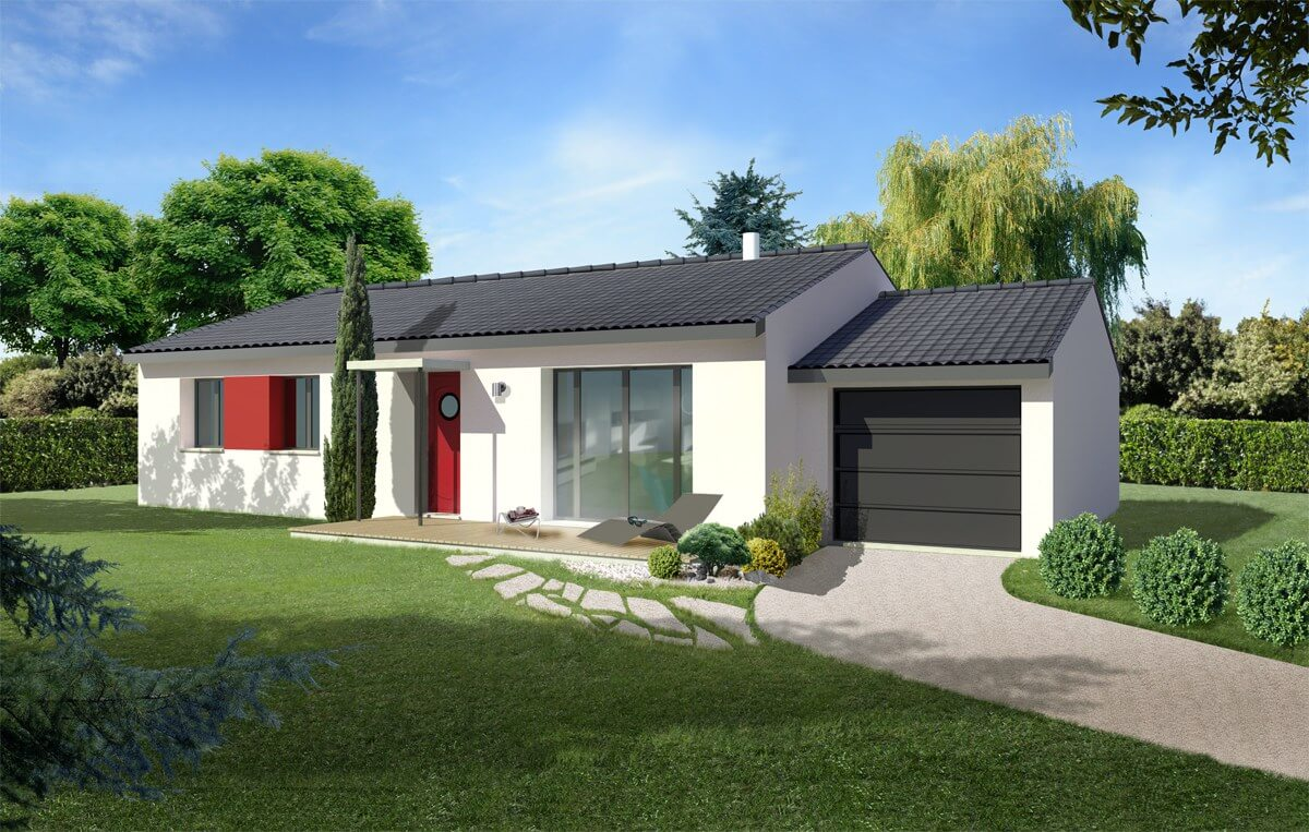saint savin les maisons chantal b. Black Bedroom Furniture Sets. Home Design Ideas