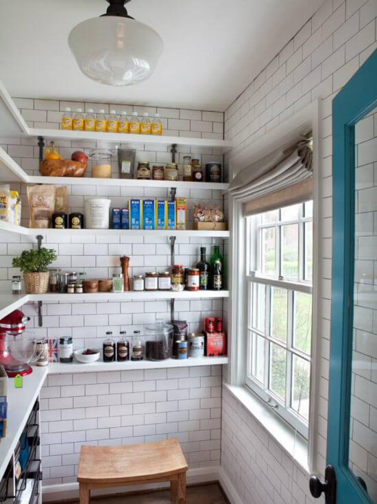 Idees Deco Le Cellier Maisons Chantal B