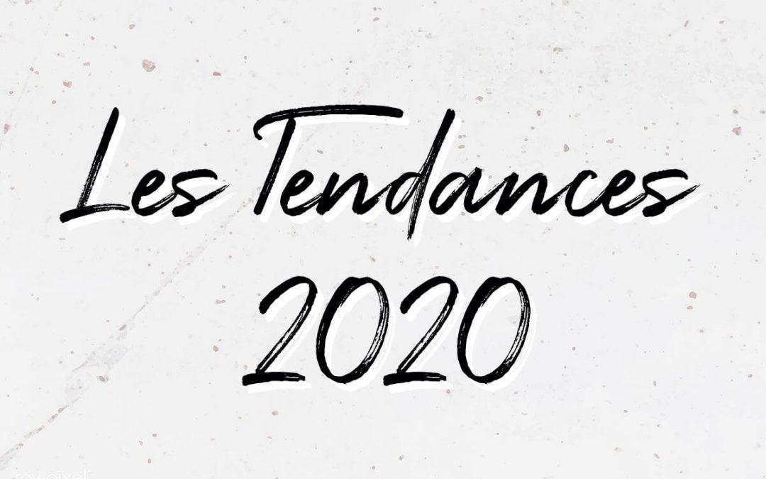 Les Tendances Déco 2020